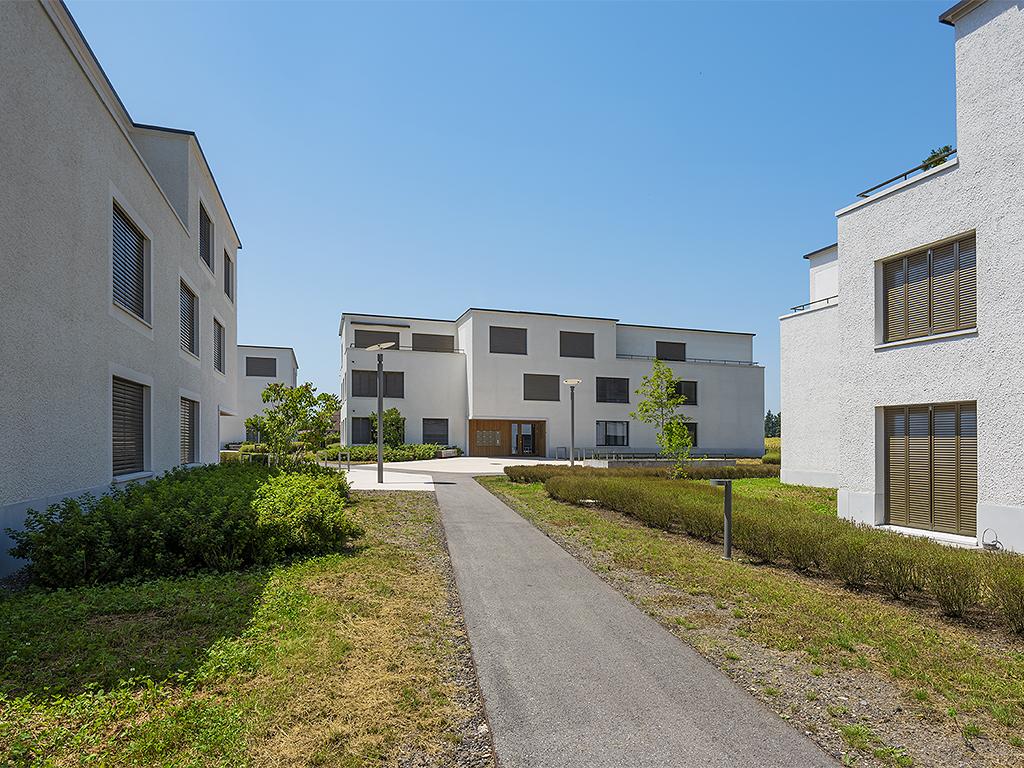 Wohnüberbauung Törlenmatt, Hausen am Albis (Kellenwurf)